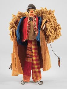 clown from Cirque Calder