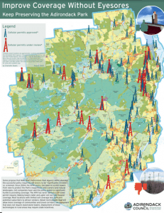 Apa Cell Towers map