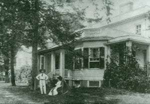Hawkwood circa 1900