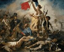 La Liberté guidant le people