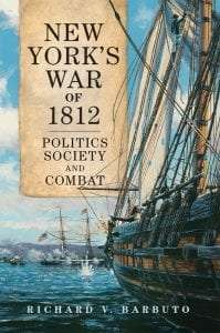 NY War of 1812 Cover