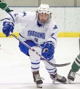 Tanner Kahlau (Photo provided by SUNY Fredonia)