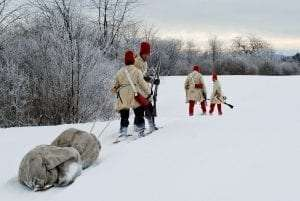 60 Leagues on Snowshoes at Fort Ticonderoga