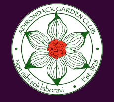 Adirondack Garden Club's seal