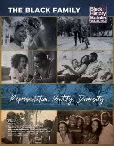 ASALH Black History Month Bulletin Cover