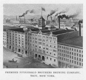 Fitzgerald Brothers Brewing Company in Troy