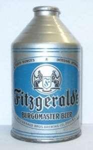 Fitzgerald Brothers Burgomaster Beer