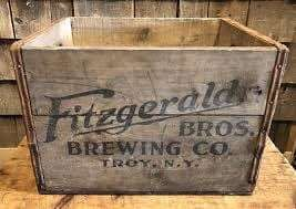 Fitzgerald Brothers crate