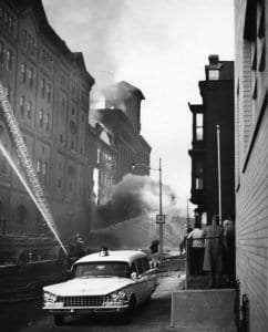 Fitzgerald house fire