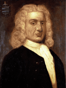 Portrait of William Kidd