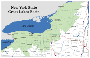 great lakes basin courtey DEC