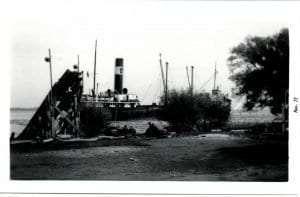 pulp wood boat - Braun # 2