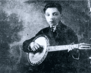 Django Reinhardt as a boy