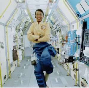 Mission Specialist Mae Jemison courtesy National Archives