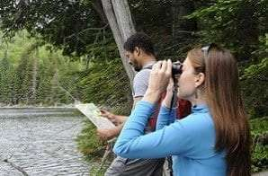 bird watchers courtesy DEC