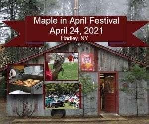 maple in april festival