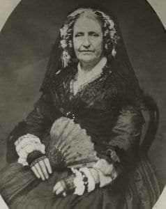 portrait of Emma Willard