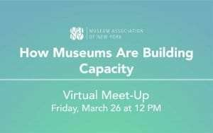 How Museums Are Building Capacity