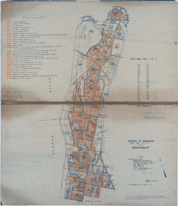 1950 Census Enumeration District Maps - New York