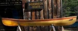 Hornbeck Loon Canoe