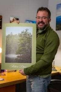 2021 Arbor Day Artwork Contest winner Dave Marshall