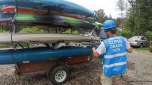 Adirondack Watershed Institute Decontamination Technician