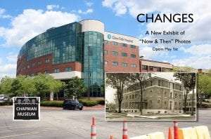 Glens Falls Hospital then and now