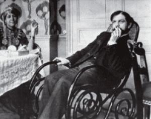Claude Debussy at Winnaretta Singers Salon