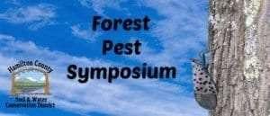Forest Pest Symposium