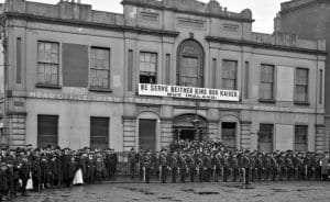 Irish Citizen Army, 1914.