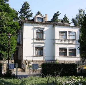 Karl Mays villa Shatterhand in Radebeul