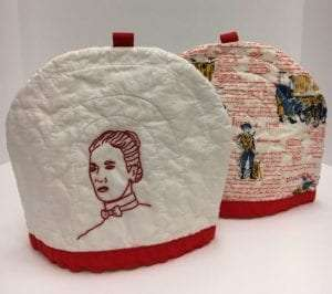 embroidery by Tisha Dolton