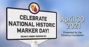 National Historic Marker Day Graphic Final