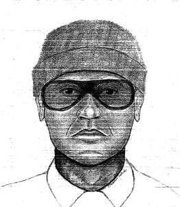 Rendering of victim