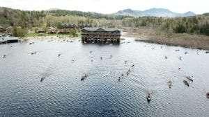 Round the Mountain Canoe & Kayak Race