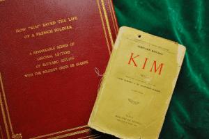 Rudyard Kiplings Kim