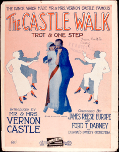 The Castle Walk song