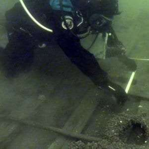 underwater archaeology provided by Oneida Couny History Center