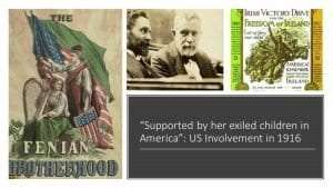 American Support for the 1916 Rising
