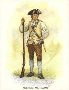 American Militiaman