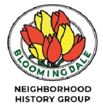 Bloomingdale Neighborhood History Group