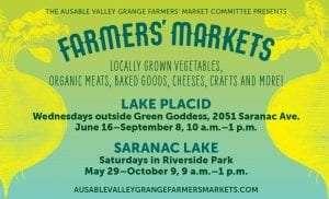 Saranac Lake Farmers Market