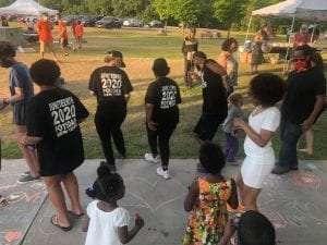 Juneteenth Line Dancing 2020