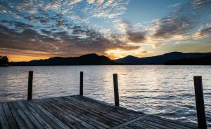 Lake George courtesy Fund for Lake George