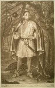 Mohican Chief Etow-Oh-Koam