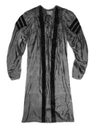 Lorenzo Da Pontes academic gown