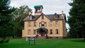 Martin Van Buren National Historic Site courtesy National Park Service