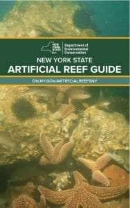 New Yorks Artificial Reef Guide