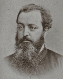Rev Charles Preston
