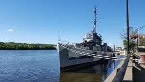 USS Slater by Shanna Hopson